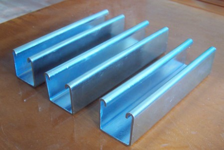 Cold formed steel section